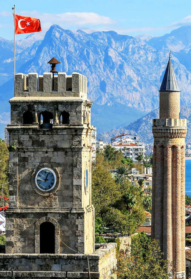 رحلة مدينة انطاليا رحلات يومية في انطاليا