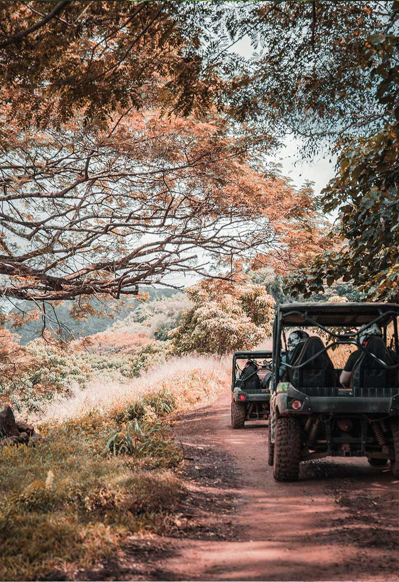 رحلة الدباب باغي سفاري انطاليا