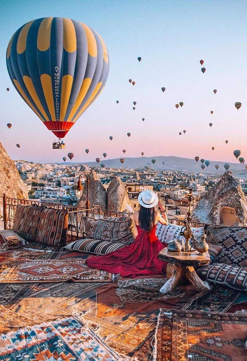 Cappadocia 2 Day Tour from Antalya