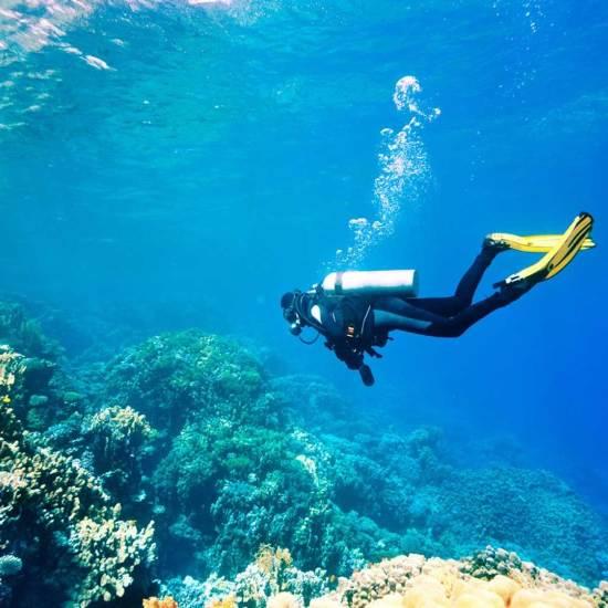 Diving Adventure Tour Antalya