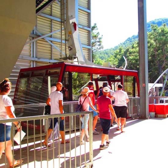 Olympos Cable-Car Tour Antalya 00