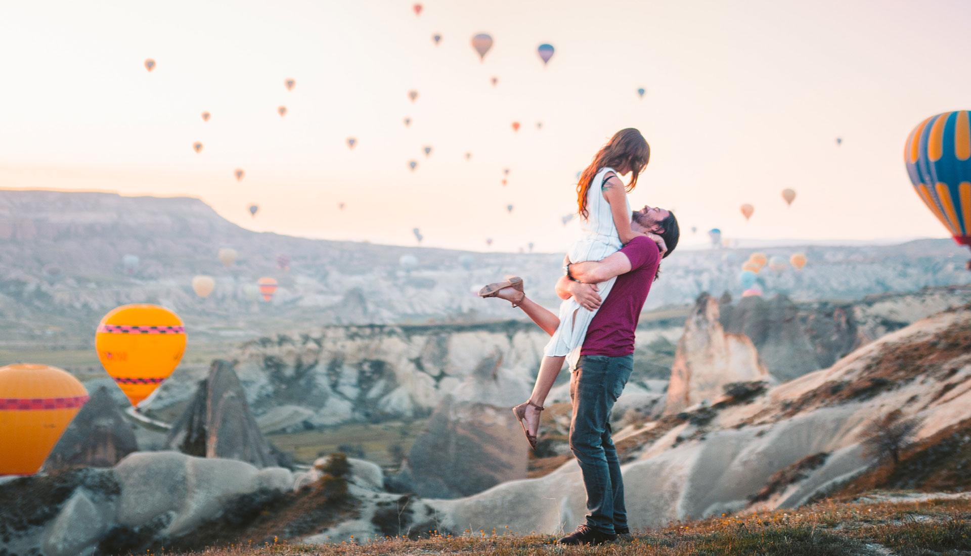 الأماكن الأكثر رومانسية في تركيا يجب على كل زوجين في الحب زيارة