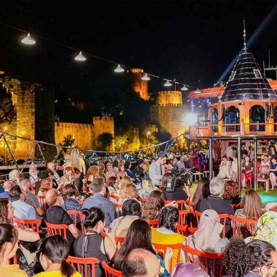 Turkish Folk team performances