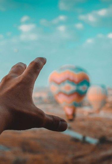 Cappadocia Balloon Flight