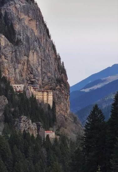 Sumela Monastery Zigana and Hamsiköy Tour