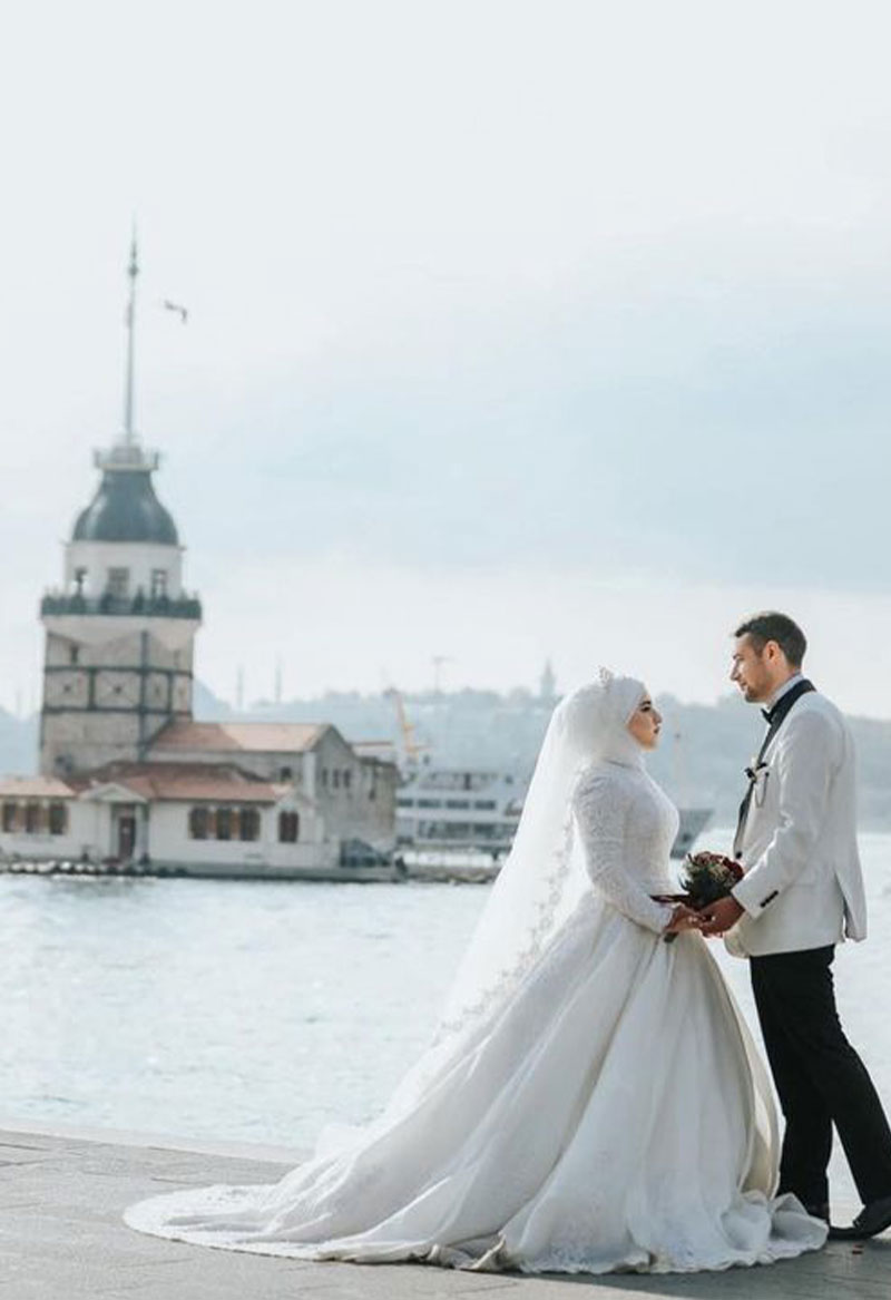 Maiden's Tower Istanbul Rozana Tours, honeymoon package tour