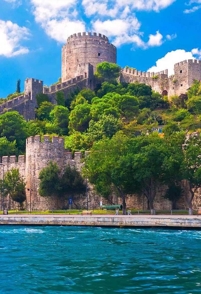 برنامج سياحي اسطنبول بودروم 10 ايام