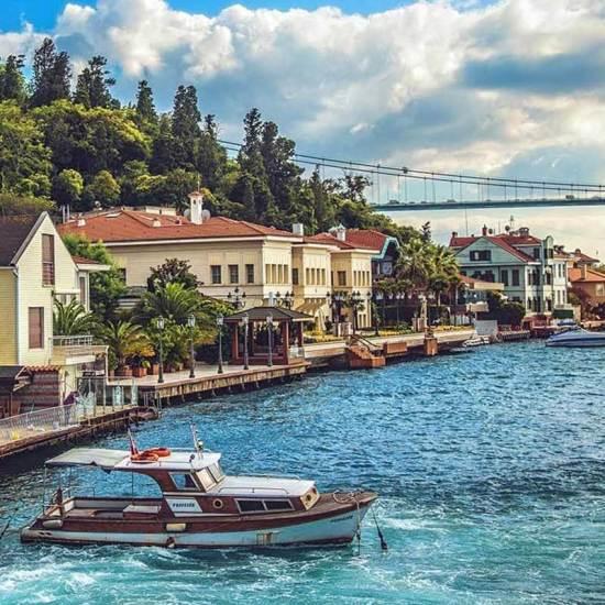 10 ايام اسطنبول طرابزون اوزنجول