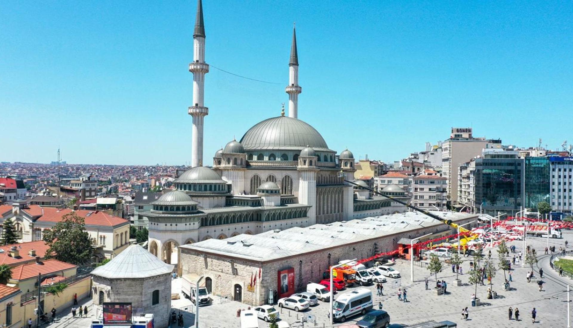 Istanbul Taksim Camii