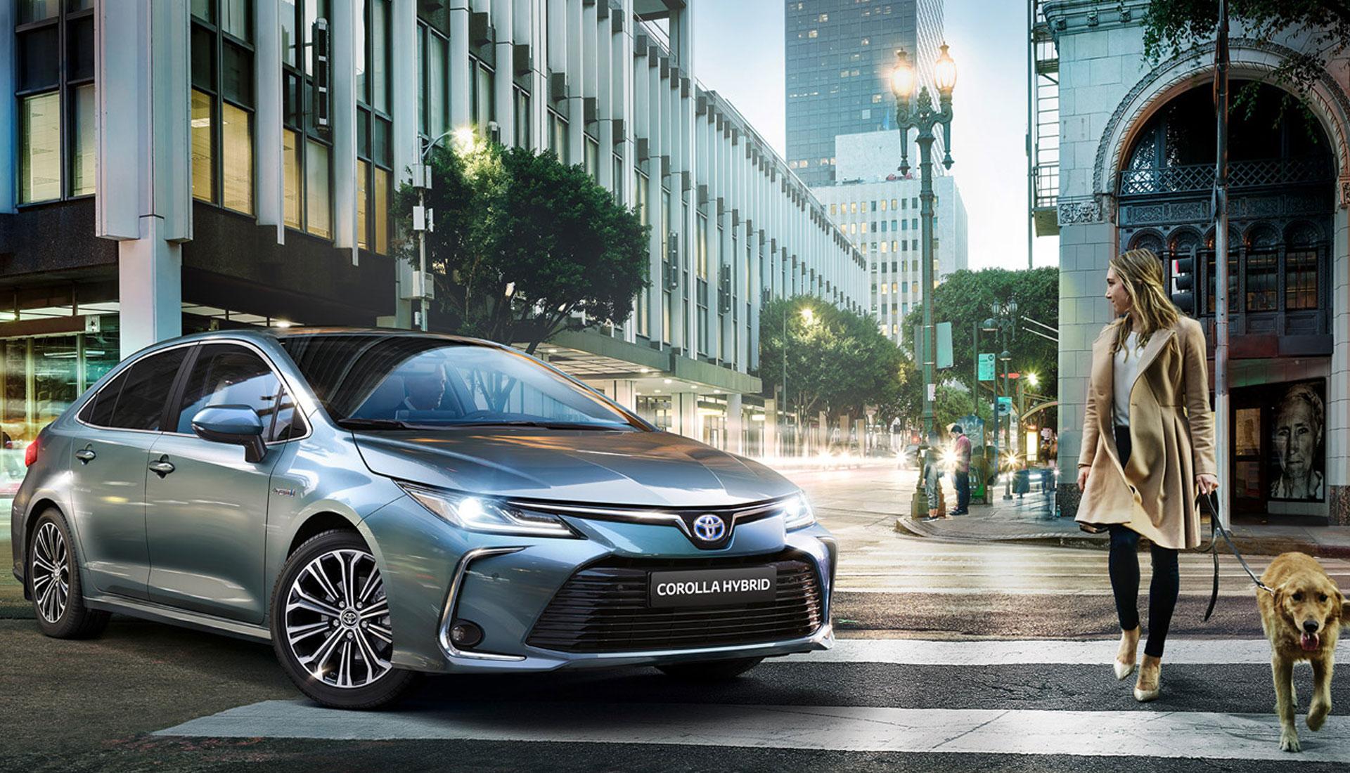 Toyota Corolla Multidrive 1.6