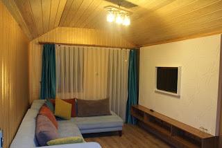 جناح مع شرفة (غرفة وصالة